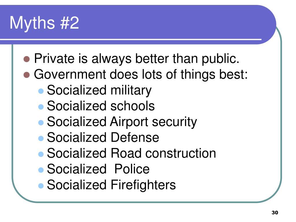 Myths #2