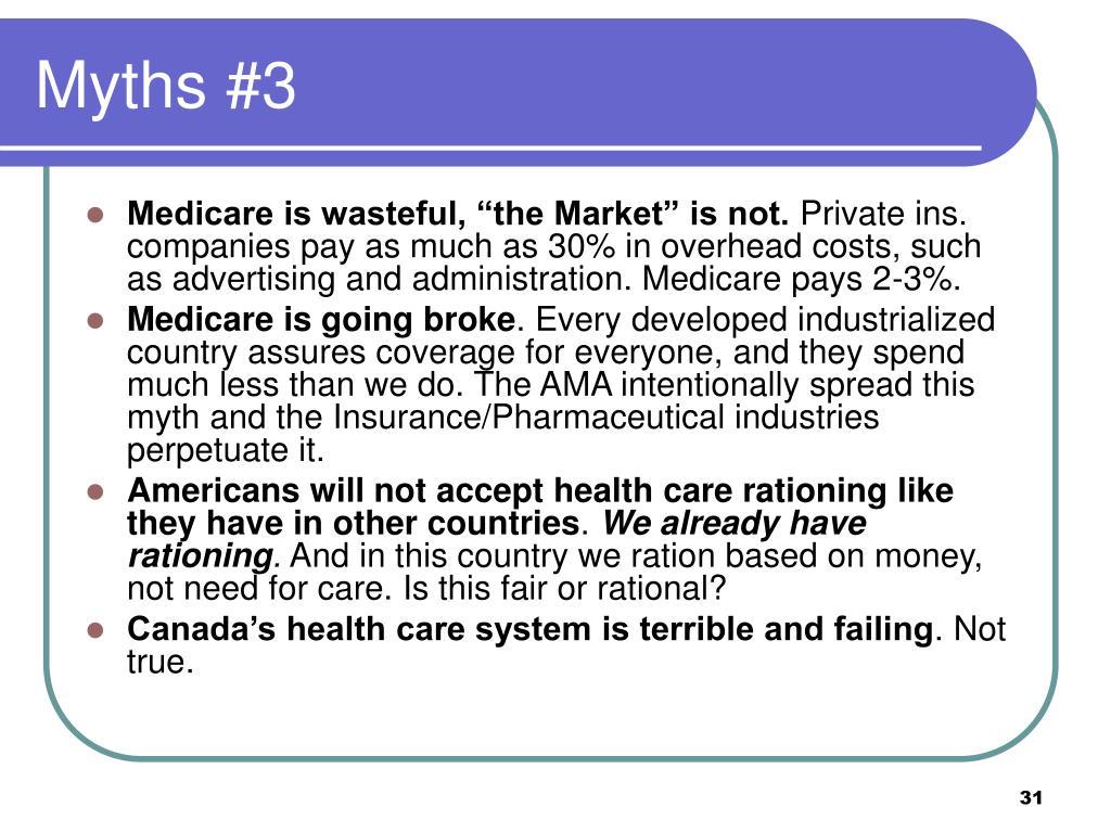 Myths #3