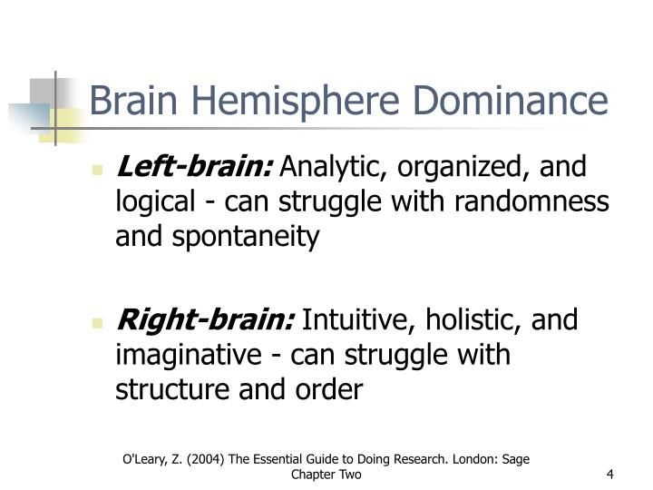Brain Hemisphere Dominance