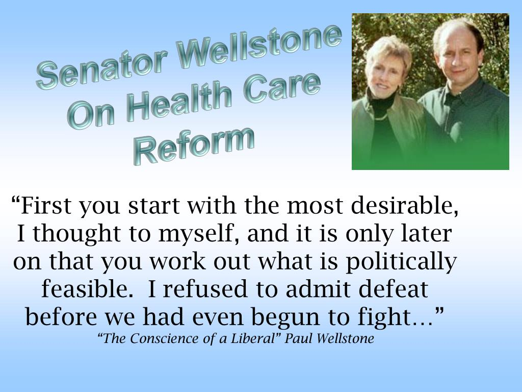 """""""First you start with the most desirable, I thought to myself, and it is only later on that you work out what is politically feasible.  I refused to admit defeat before we had even begun to fight…"""""""