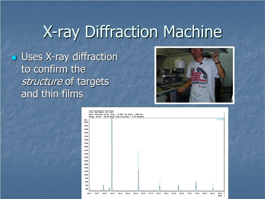 X-ray Diffraction Machine