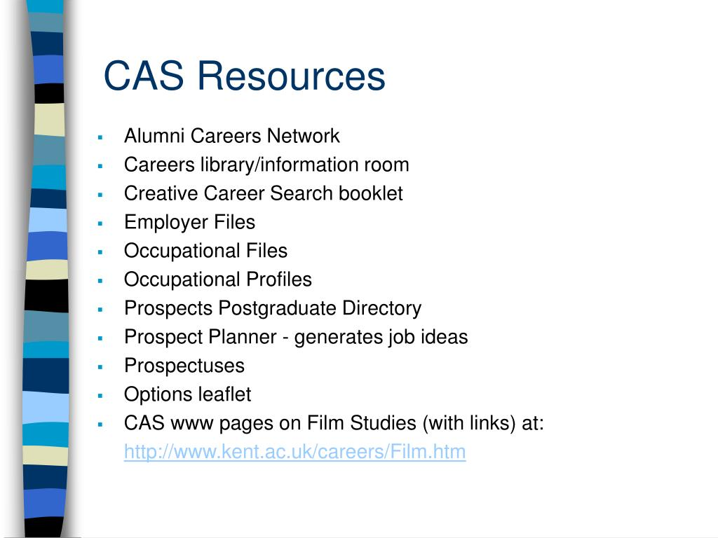CAS Resources