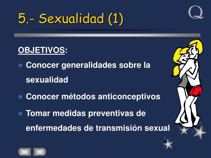 5.- Sexualidad (1)