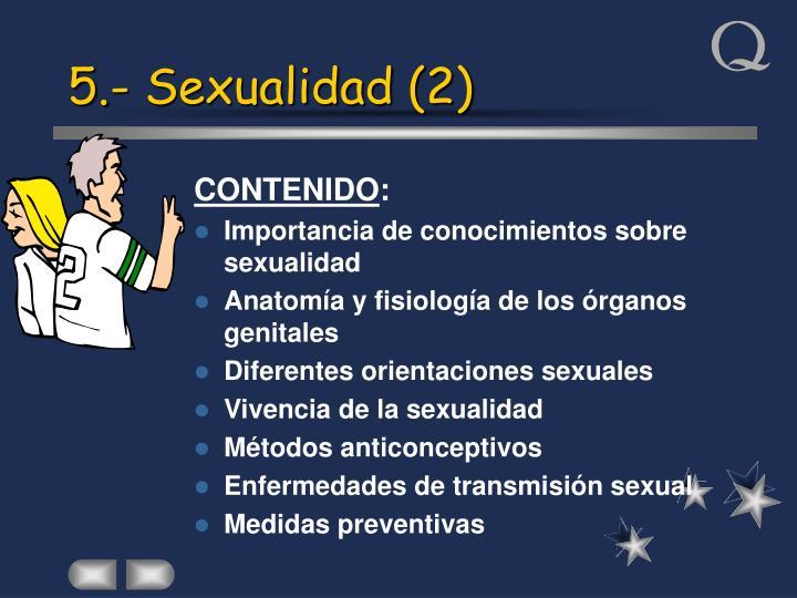 5.- Sexualidad (2)