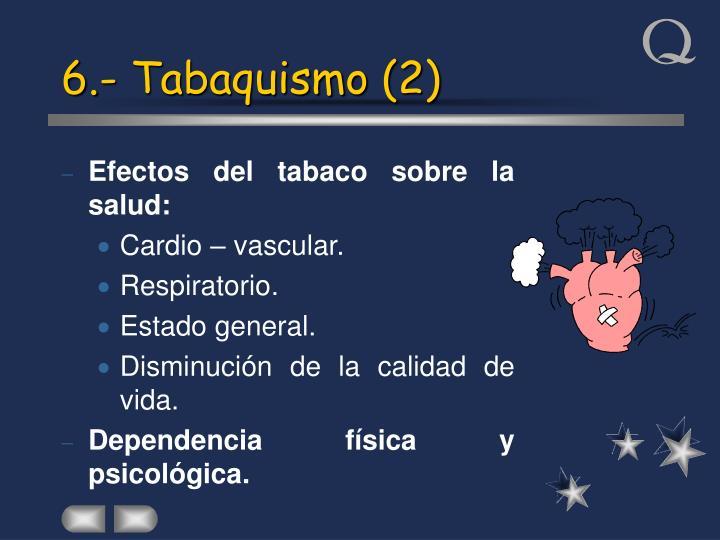 6.- Tabaquismo (2)