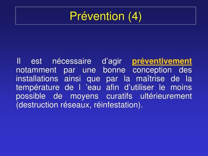 Prévention (4)