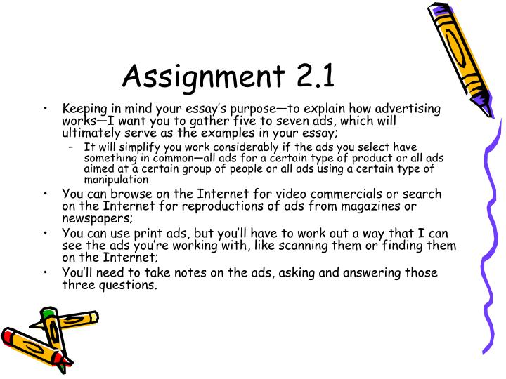 Assignment 2.1