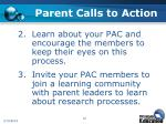 parent calls to action40