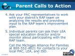 parent calls to action41