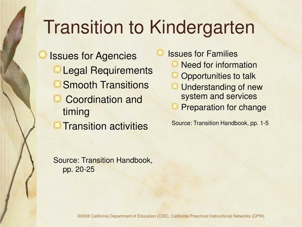 Issues for Agencies