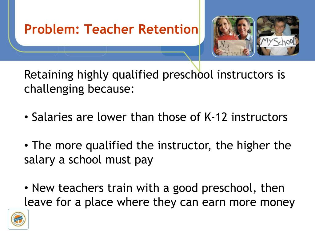 Problem: Teacher Retention