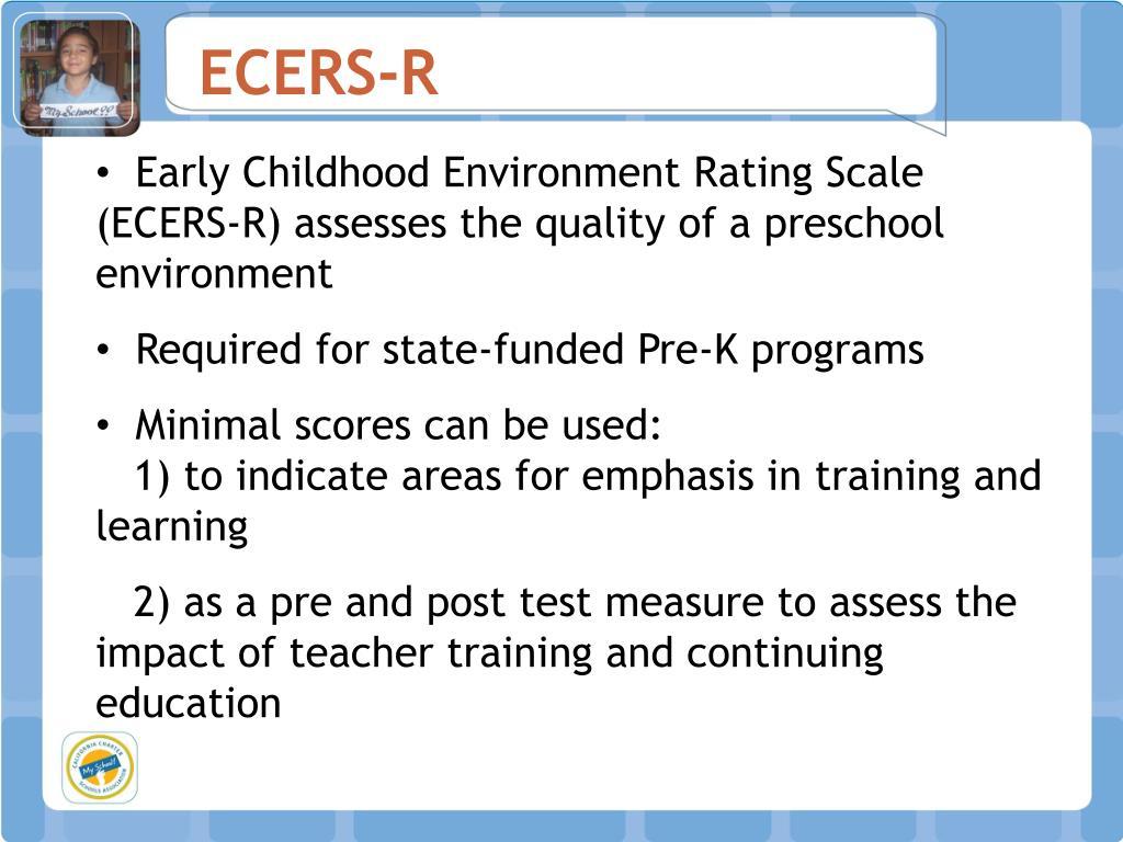 ECERS-R