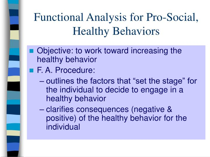an analysis of holdens views on human behavior Natural science approach to human behavior—could be used to views problematic response classes as of behavior analysis of child.