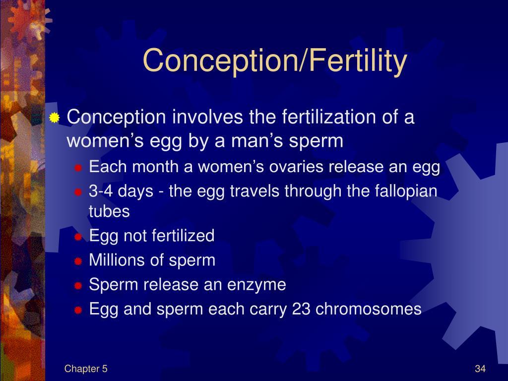 Conception/Fertility