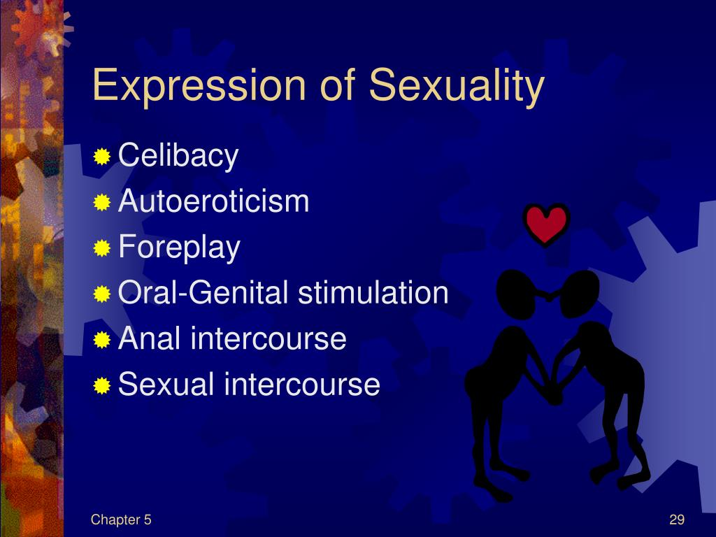 Expression of Sexuality