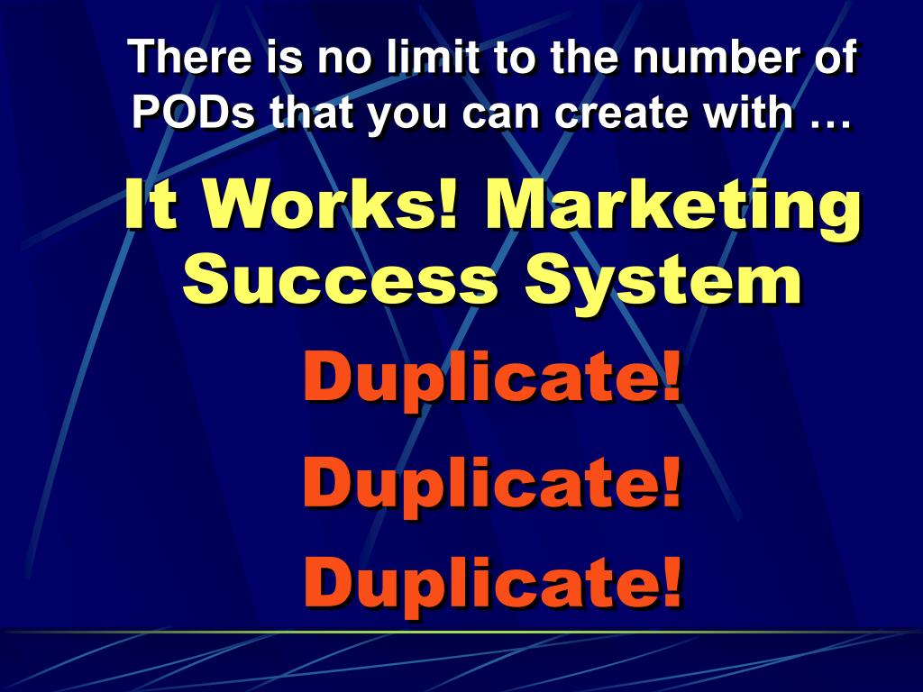 There is no limit to the number of PODs that you can create with …