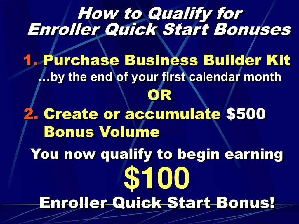 How to Qualify for