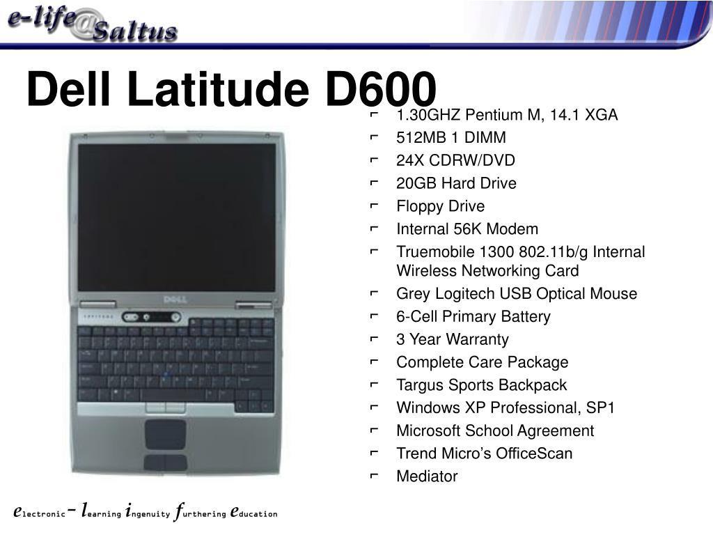 1.30GHZ Pentium M, 14.1 XGA