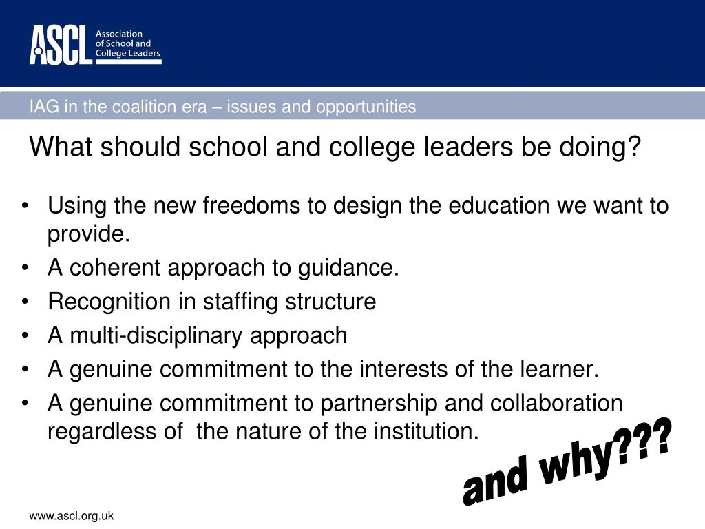 What should school and college leaders be doing?
