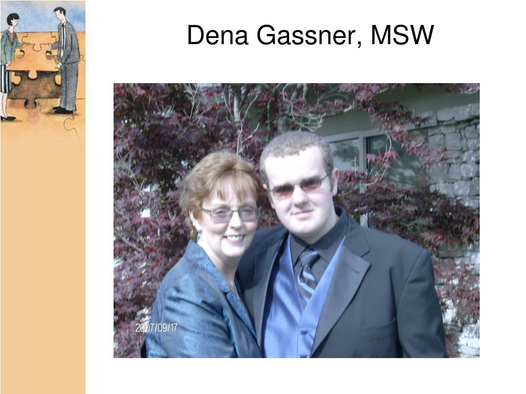 Dena Gassner, MSW