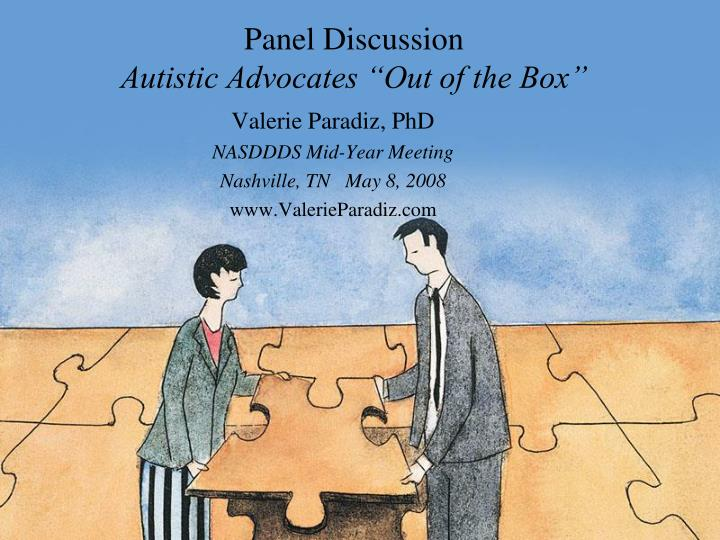 Panel discussion autistic advocates out of the box l.jpg