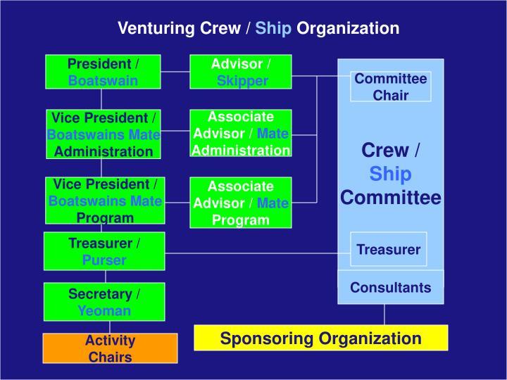Venturing Crew /