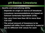 ph basics limestone18