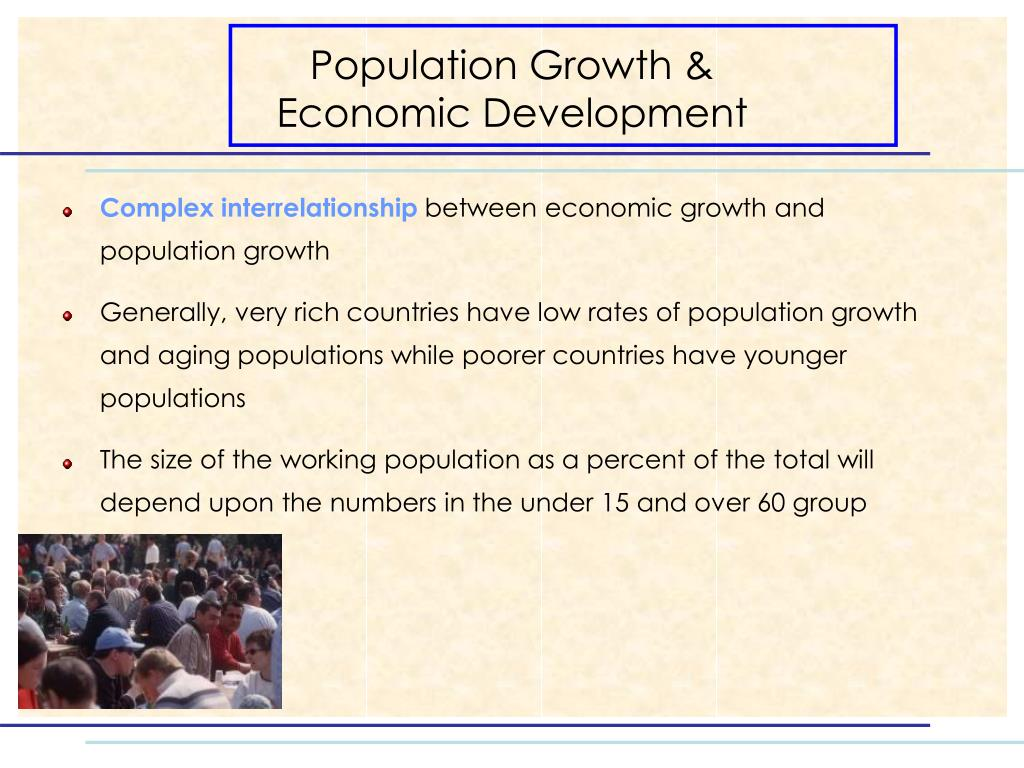 Population Growth &