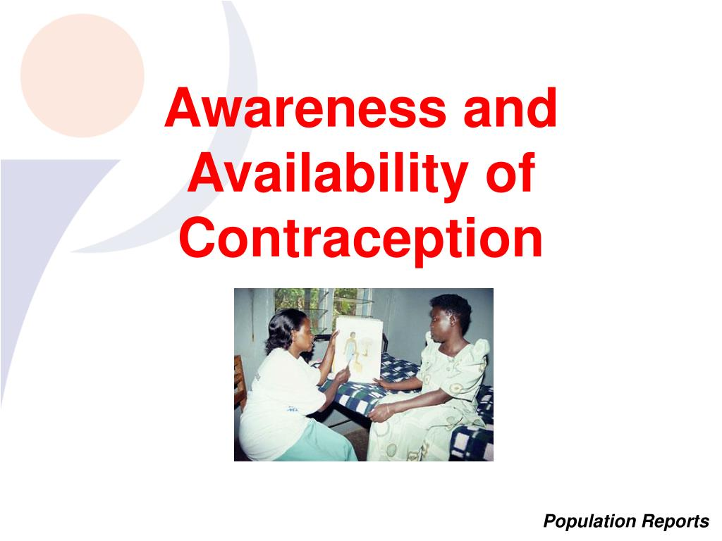Awareness and Availability of Contraception