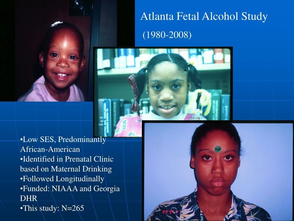 Atlanta Fetal Alcohol Study