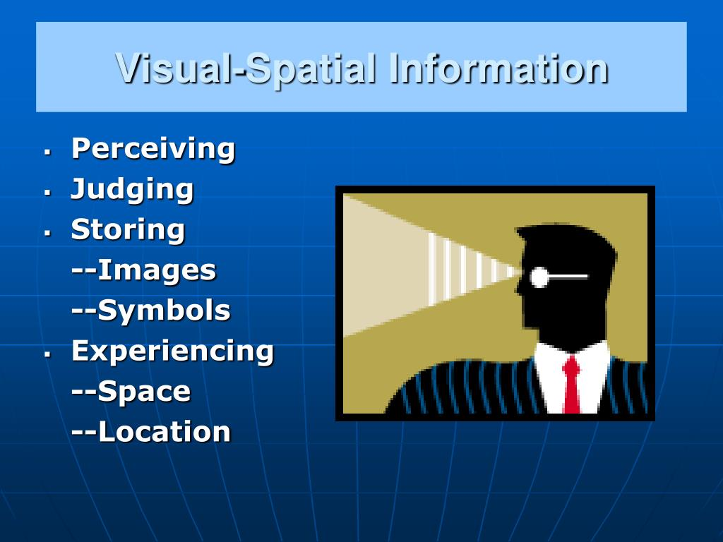 Visual-Spatial Information