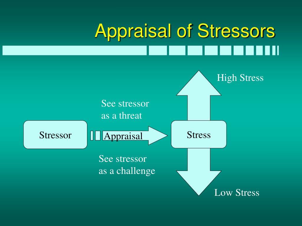Appraisal of Stressors