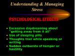 understanding managing stress23