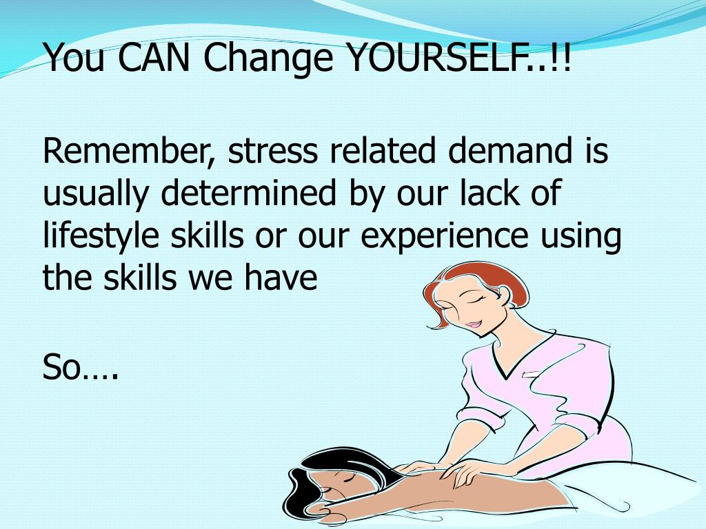 You CAN Change YOURSELF..!!