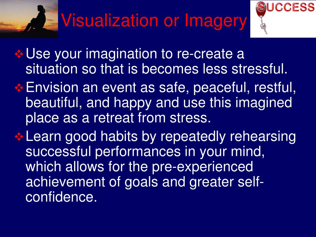 Visualization or Imagery