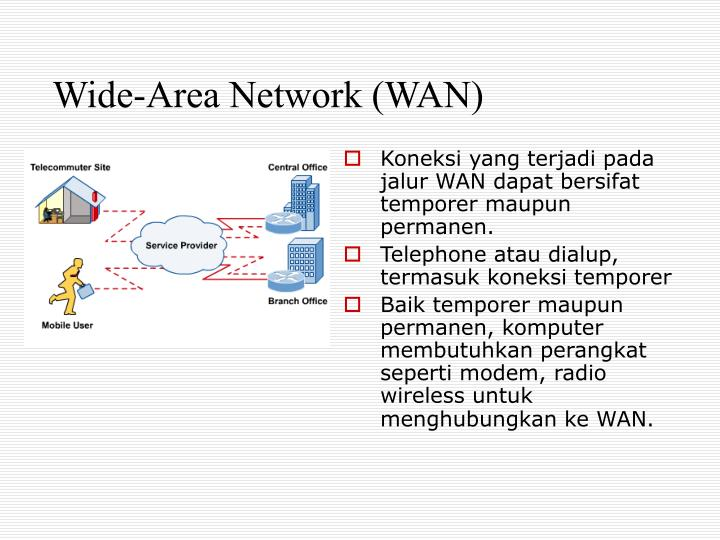 Wide-Area Network (WAN)