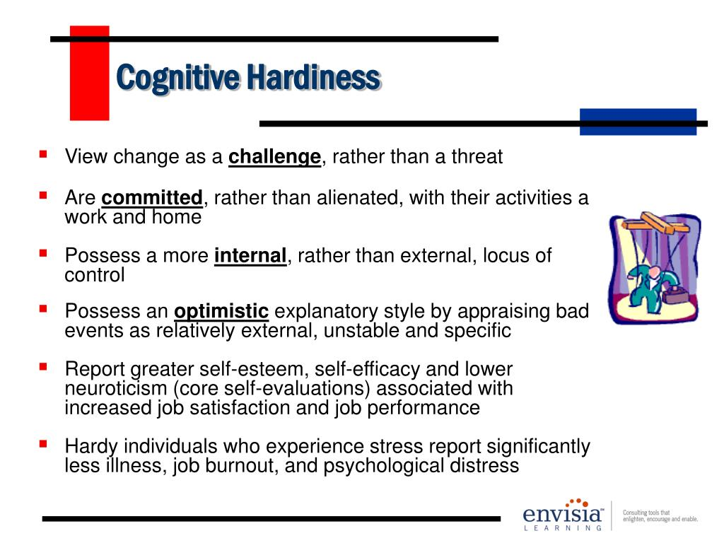 Cognitive Hardiness