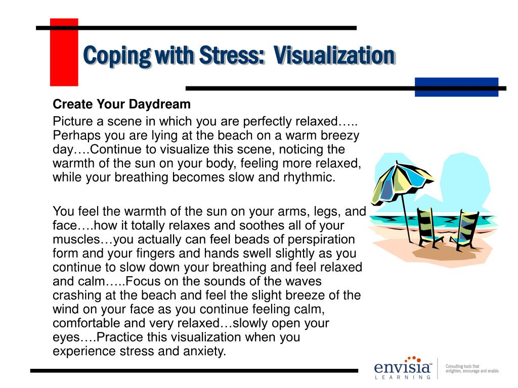 Coping with Stress:  Visualization