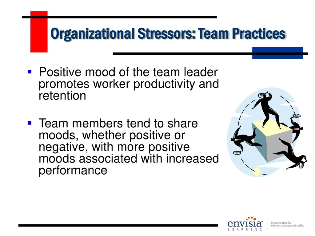 Organizational Stressors: Team Practices