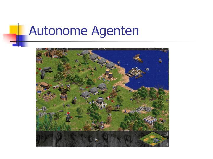 Autonome Agenten