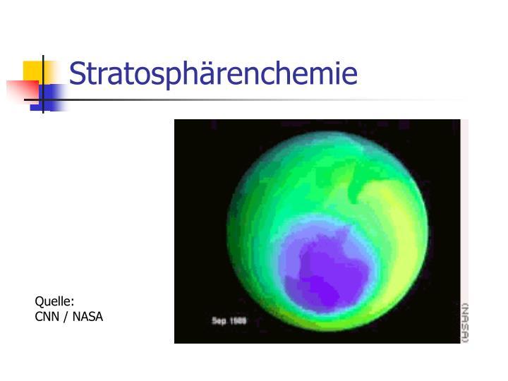Stratosphärenchemie
