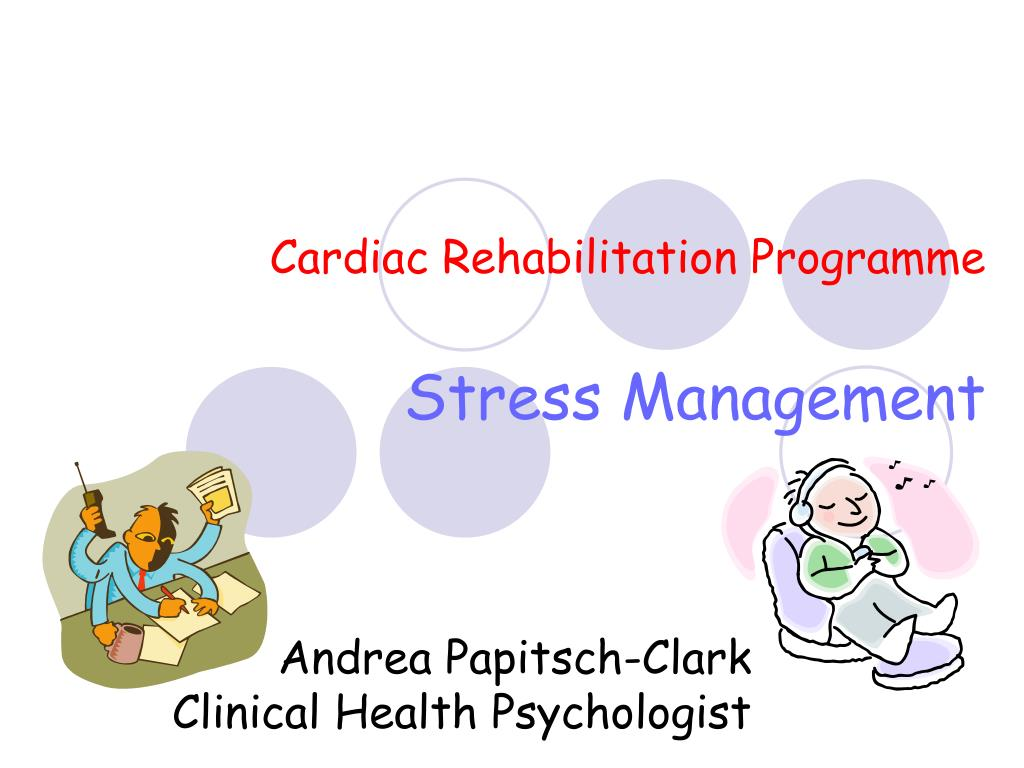 Cardiac Rehabilitation Programme