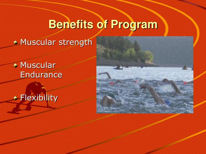 Benefits of Program