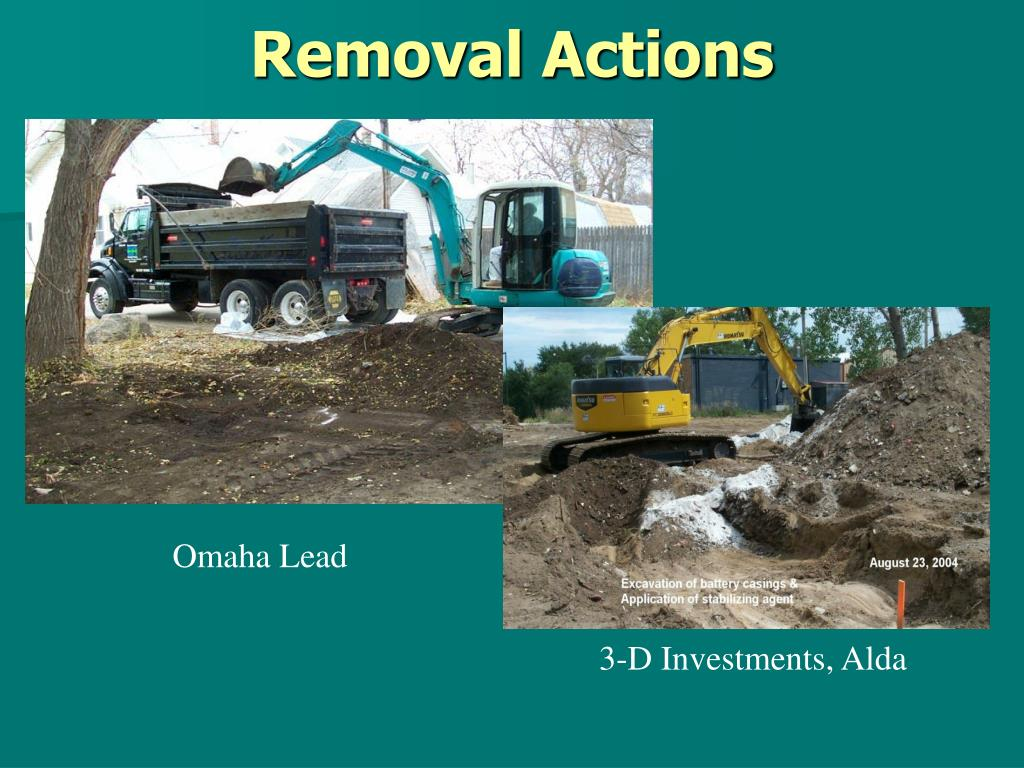 Removal Actions