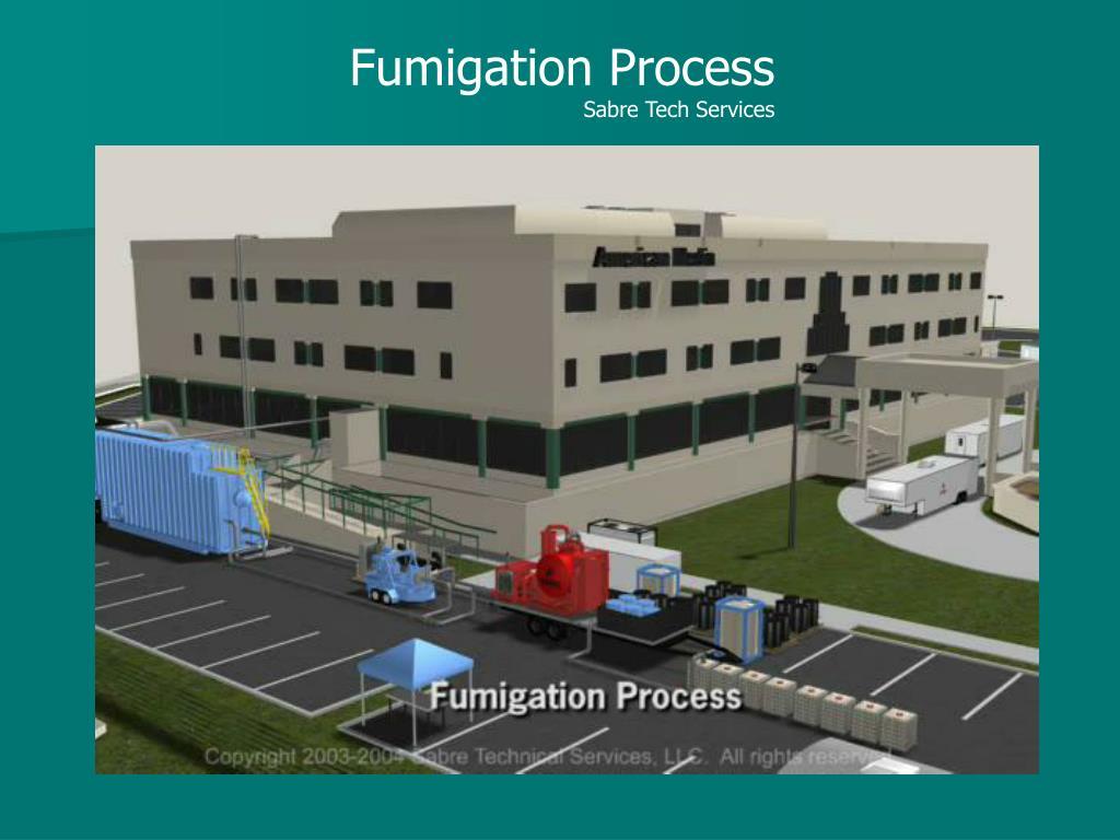 Fumigation Process