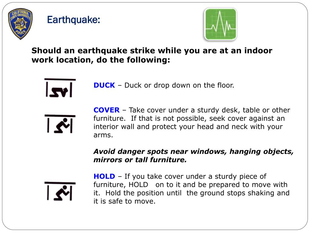 Earthquake: