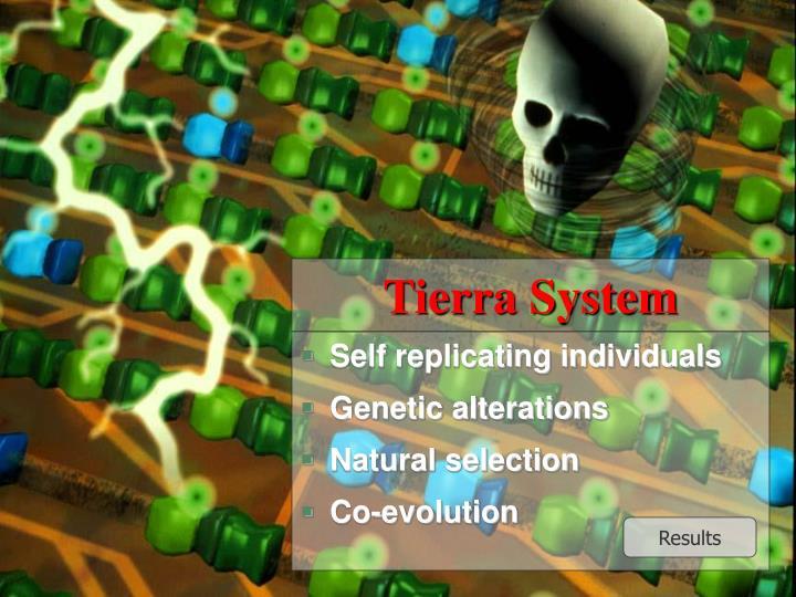 Tierra System