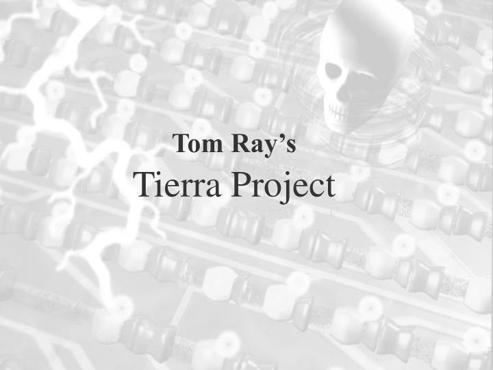 Tom Ray's