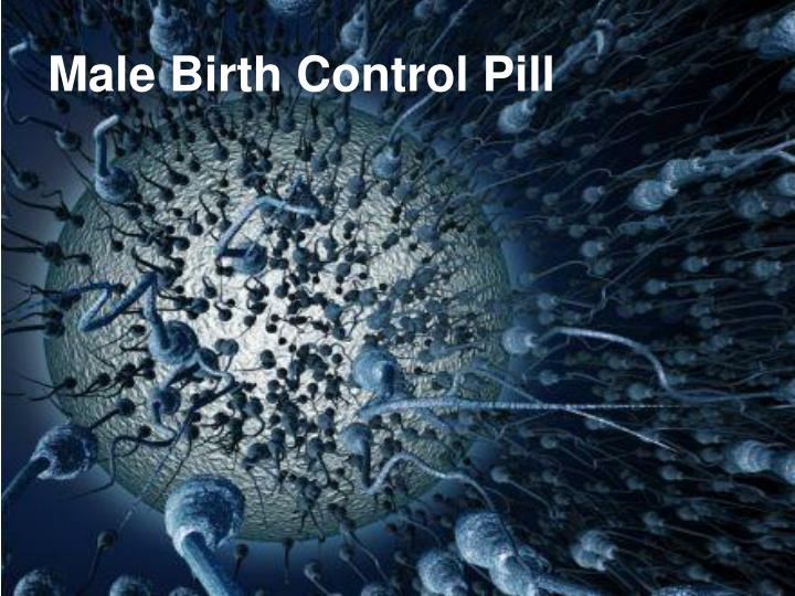 Male Birth Control Pill