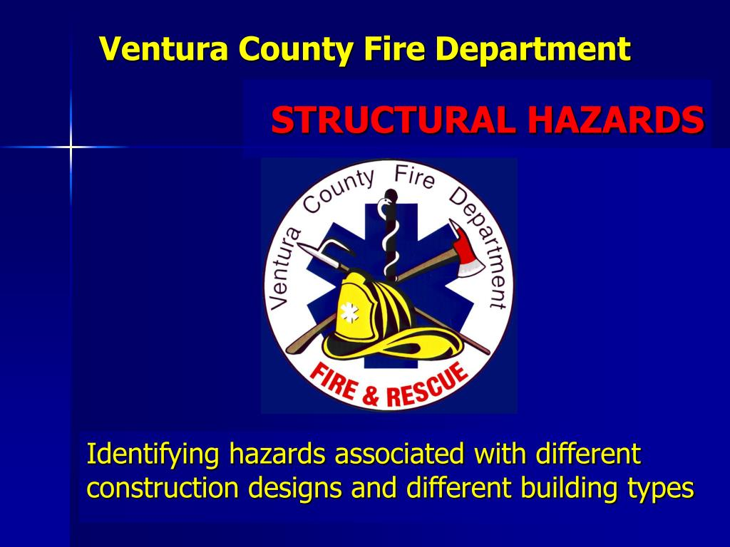 STRUCTURAL HAZARDS